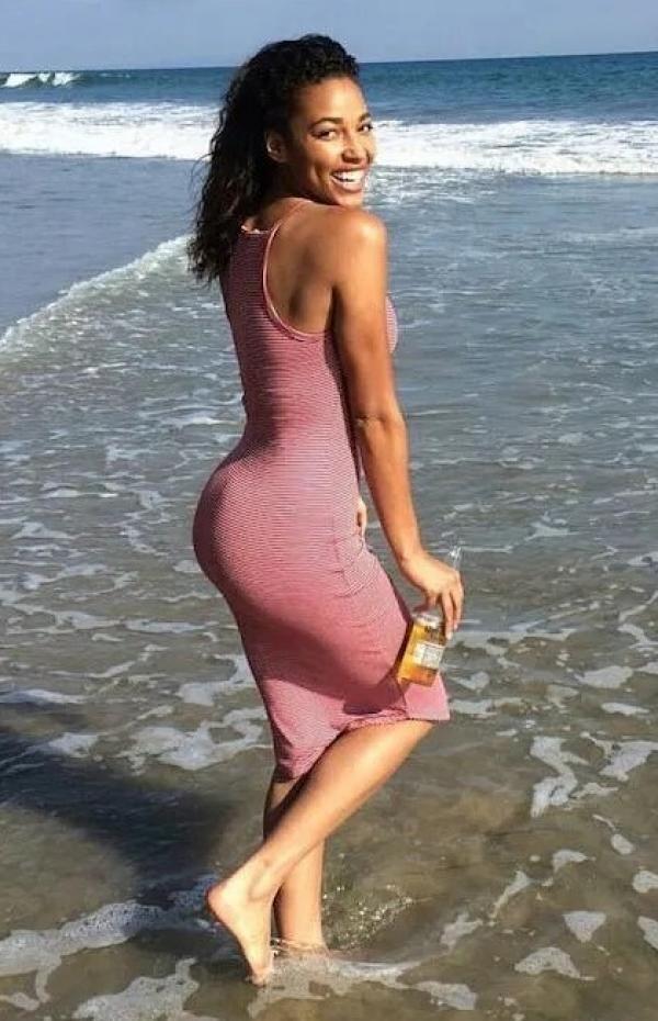 Kylie Bunbury Model