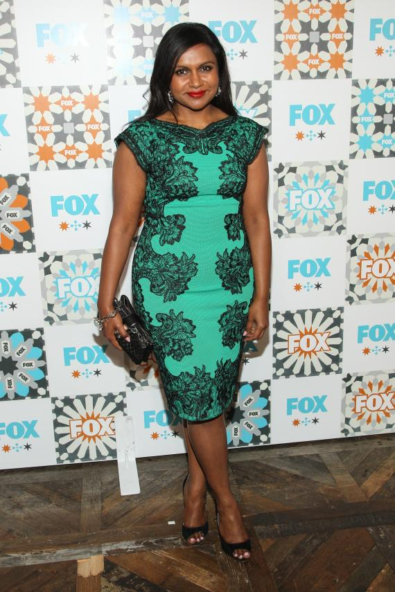 Mindy Kaling Body Size Breast Waist Hips Bra Height And Weight